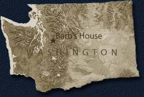 Barb's house on a Duvall, Washington Map